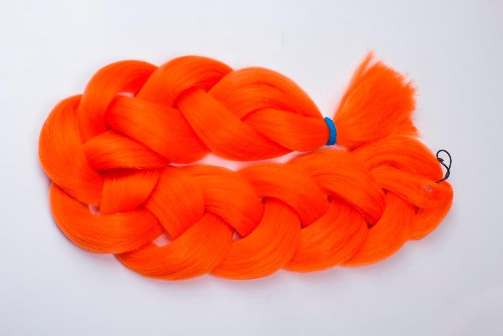 Hair Extensions & Wigs Hair Braids Qp Hair Extensions Kanekalon Jumbo Braid Hair 165g Ultra Big Box Braiding Hair 25-100pcs Lot Braids 165g Usa By Ups Shipping