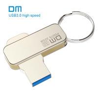 Free Shipping DM PD075 NEW 16GB 32GB 64GB USB Flash Drives Metal USB 3 0 High