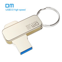 Free Shipping DM PD075 NEW 16GB 32GB 64GB USB Flash Drives Metal USB 3 0 High