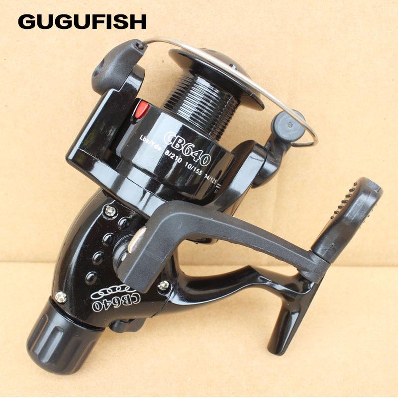 Gugufish катушки спиннинг Рыбалка катушка 3BB превосходное колеса для пресной воды морской Рыбалка серии 4000|fishing reel|reel seriesspool spinning | АлиЭкспресс