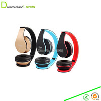 Stereo Folding Portable Headsets 3 5mm With Microphone Noise Cancelling Earphones Headphones PC Samrtphone For Kids