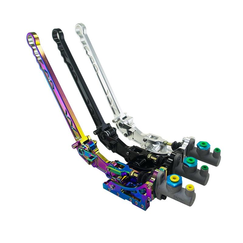 Image 5 - VR RACING   Universal Jdm Hydraulic Horizontal Rally Drifting E  brake Lever HandBrake VR3633hydraulic drift handbrakehandbrake  hydraulicdrift handbrake