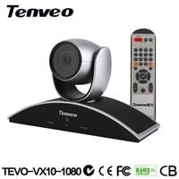 TEVO-VX10-1080 10x PTZ full hd USB Plug-And-Play Câmera Conferência