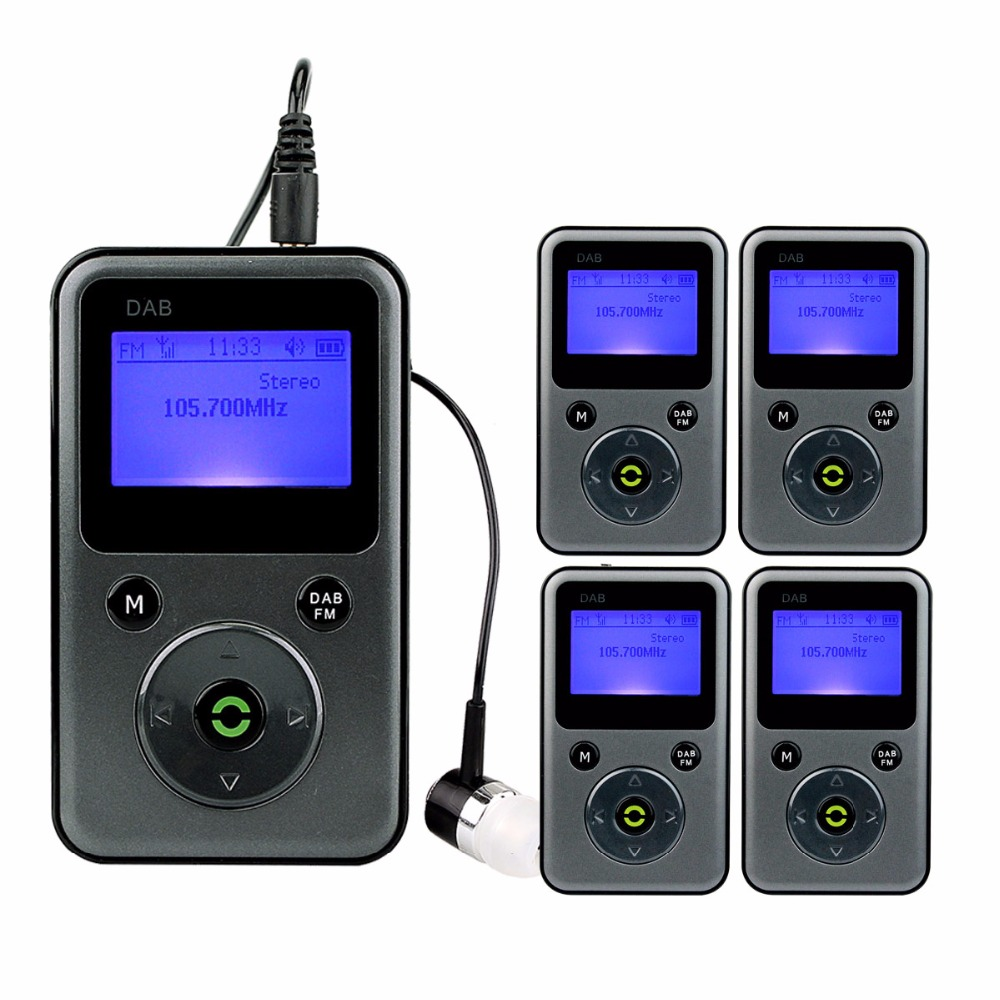 5pcs Portable Digital DAB/DAB Radio FM Radio Stereo Receiver REC Recorder Lossless Music Player Automatic Search Local DAB Y4107 mini gps tracker real time waterproof diy pet dog collars gps tracker life time free platform service charge easy to use