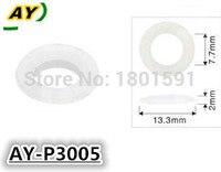 Livraison gratuite 5000 pièces injecteur de Carburant pintle cap pour injection kits de réparation (AY-P3005 13.3*2*7.7mm)