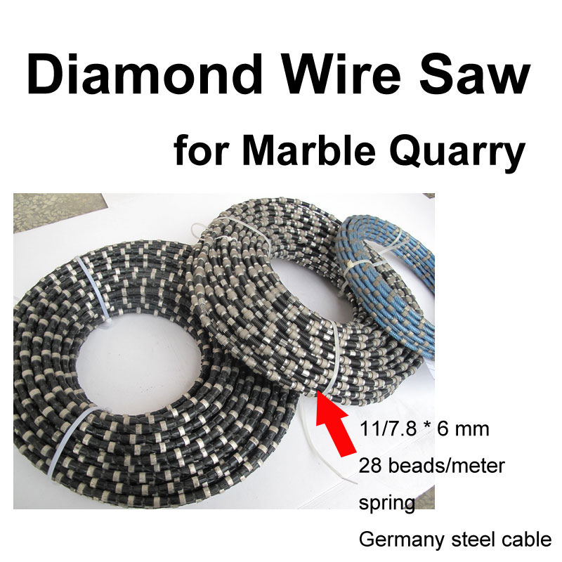 Diamond Wire Saw for Marble Quarry-in Abrasive Tools from Tools on ...