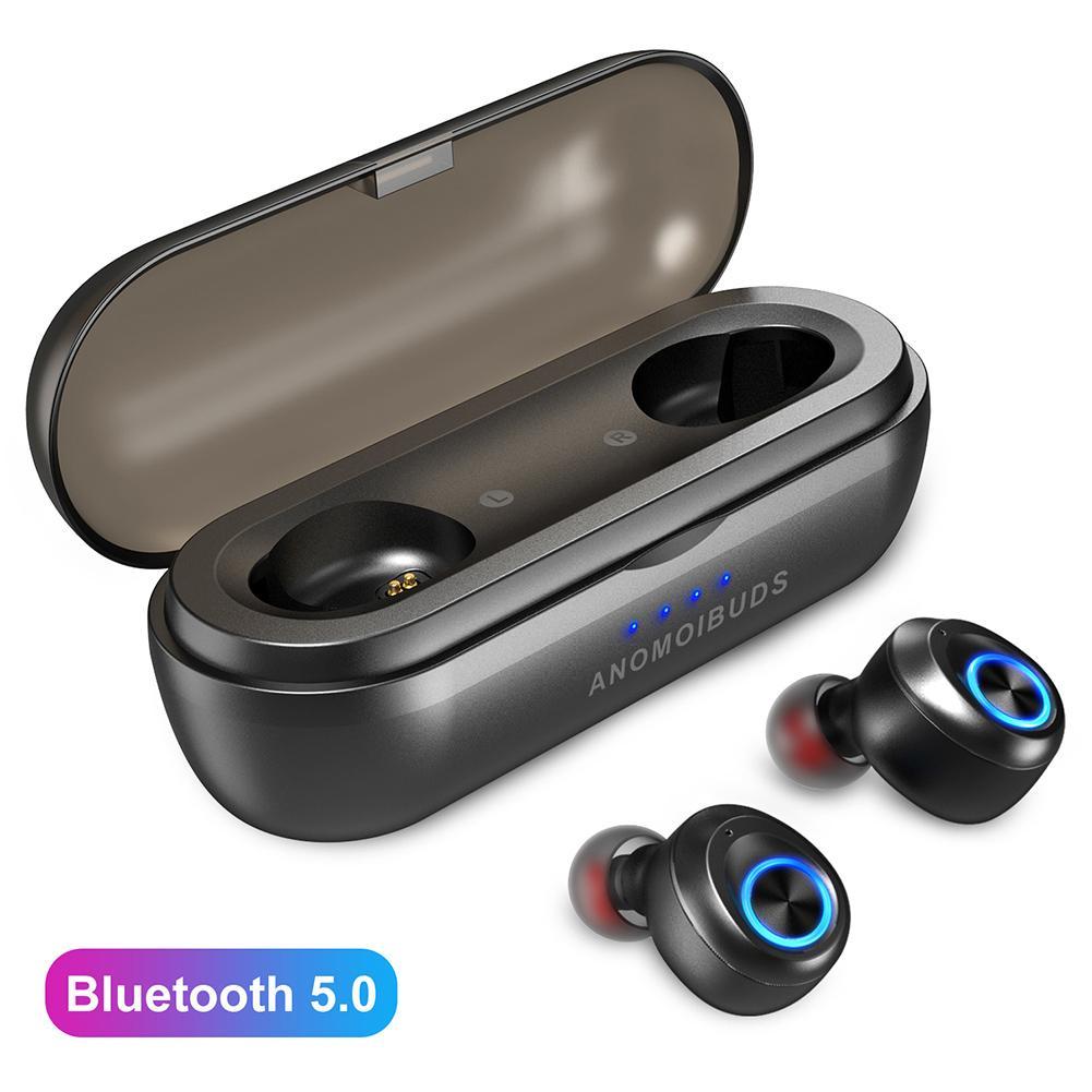 IP010-X Mini Sans Fil Bluetooth 5.0 Écouteurs Intra-auriculaires Écouteurs avec Boîte De Charge