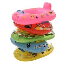 Dla dzieci dmuchane koło do pływania łódź cartoon nadmuchiwane koło dzieci nadmuchiwany materac nadmuchiwany pierścień materac do pływania akcesoria tanie tanio Dziecko WJ0072 FEELWIND