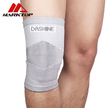 цены 1PCS Fitness Running Cycling Knee Support Braces Elastic Nylon Sport Compression Volleyball Basketball Knee Pad Sleeve for Men