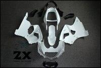 ABS впрыска Неокрашенный обтекатель кузова для Kawasaki Ninja ZX6R 636 2000 2001 2002 для ZZR600 2005 2006 2007 2008
