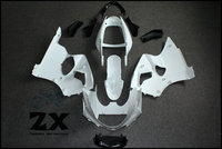 ABS Injection Unpainted Bodywork Fairing For Kawasaki Ninja ZX6R 636 2000 2001 2002 For ZZR600 2005 2006 2007 2008