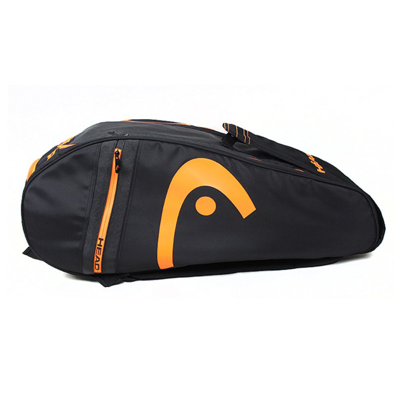 Original Murray Limited Edition Head Tennis Rackets Bag Max For 6 Rackets Professional Male Sports Backpack Large With Shoes Bag-in Racquet Sport Bags from Sports & Entertainment    2
