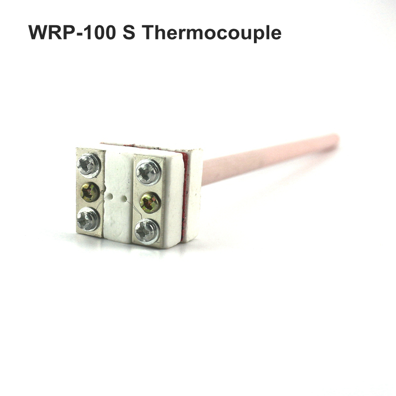 Best WRP-100 S Thermocouple Probe Head S Type Platinum and Rhodium Thermometer Temperature Sensor 0-1350 Degree  монтажно тяговый механизм able wrp 32 20