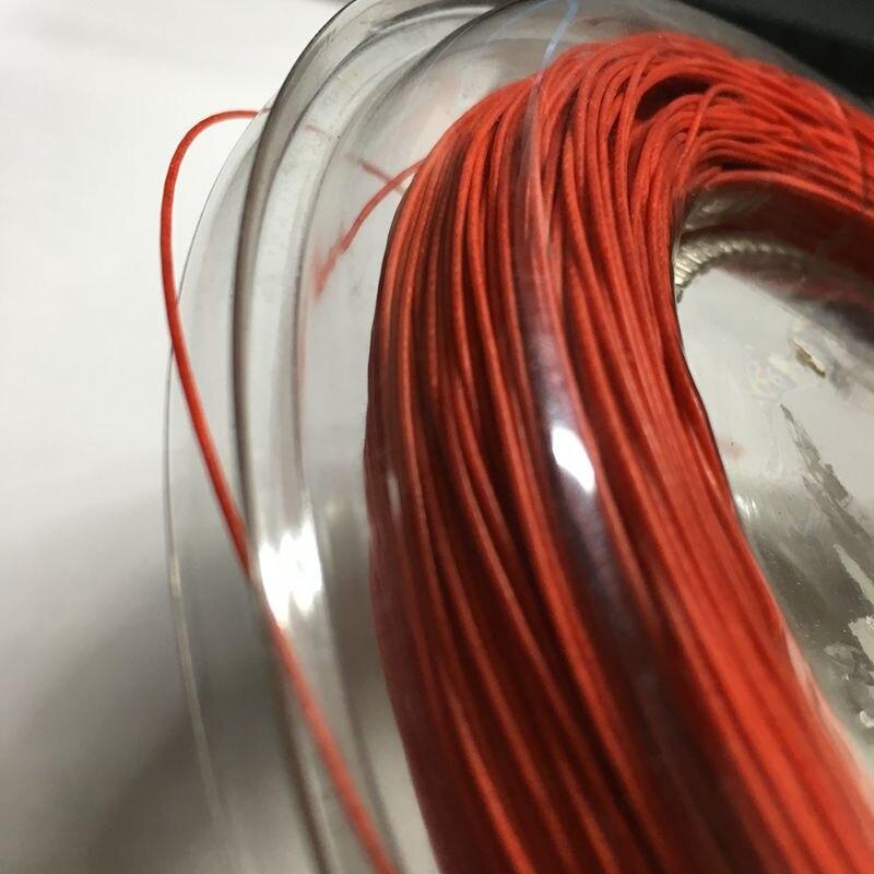 1 Катушка 200 м B-G 65 строка ракетки для бадминтона струнами Gauge 0.70 мм бадминтон строки рекомендуем 22-27lbs
