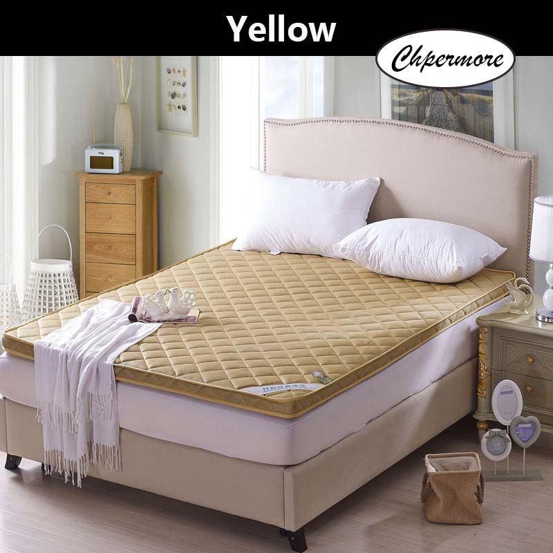 Image 2 - Chpermore Thicken Breathable Mattress 1.5m lazy Tatami Single double Foldable Mattresses Bedspreads King Queen Twin SizeMattresses   - AliExpress