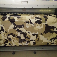 Black White Camouflage Vinyl Car Wrap Sticker Camo Film for Scooter Motorcycle Decal Vinyl