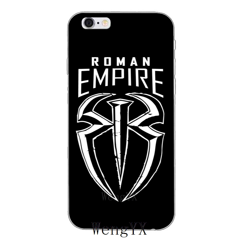 roman reigns logo spider