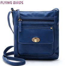 FLYING BIRDS! women messenger bags for women bag shoulder bag ladie handbag purse female handbag diagonal women's pouch LS4265fb