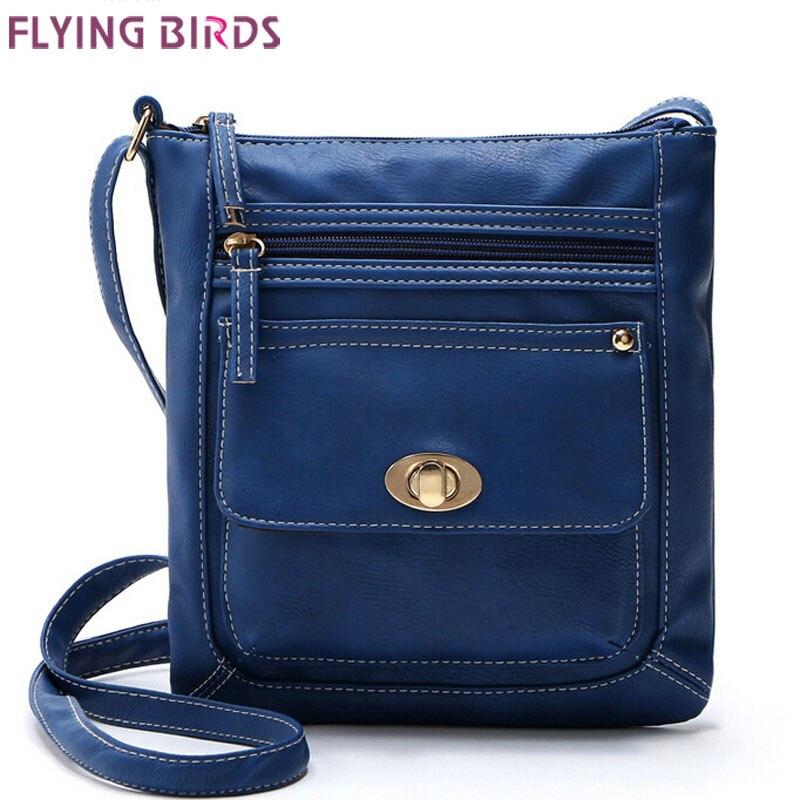 Flying birds! bolsas para mujeres bolsa de hombro bolsa de mensajero de las muje