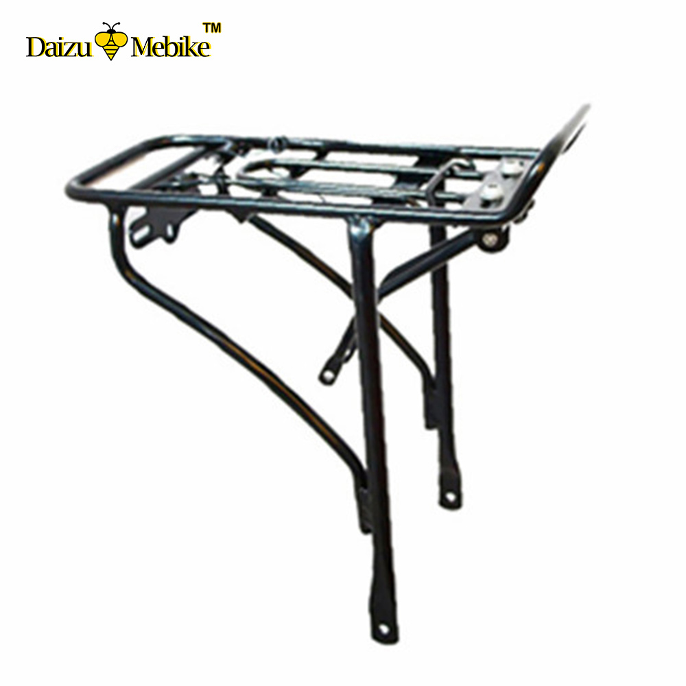 20 Bicycle Rack Black Bicycle Carrier Bisiklet Aksesuar Aluminum Bicycle Luggage Rack Porte Bagage Velo Accesorios Bicicleta