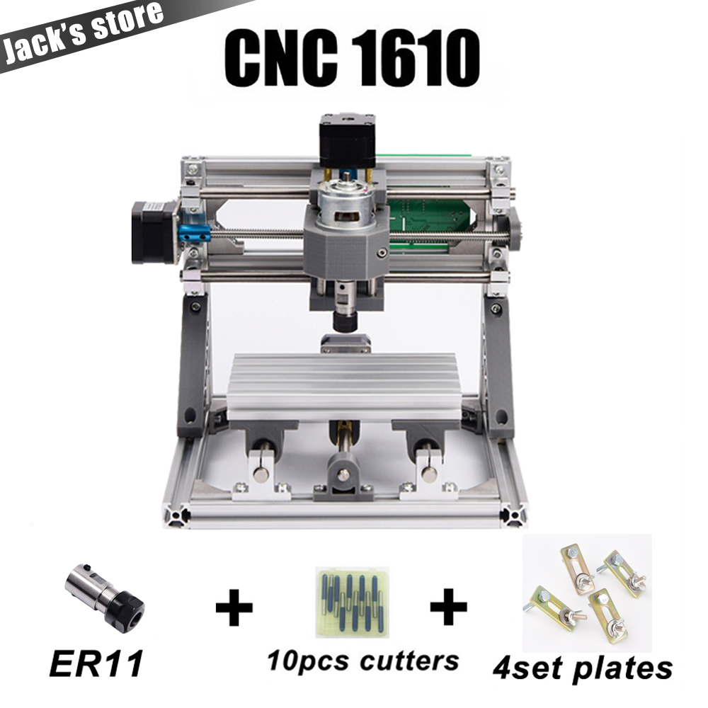 CNC 1610 with ER11,diy cnc engraving machine,mini Pcb Milling Machine,Wood Carving machine,cnc router,cnc1610,best Advanced toys marksojd