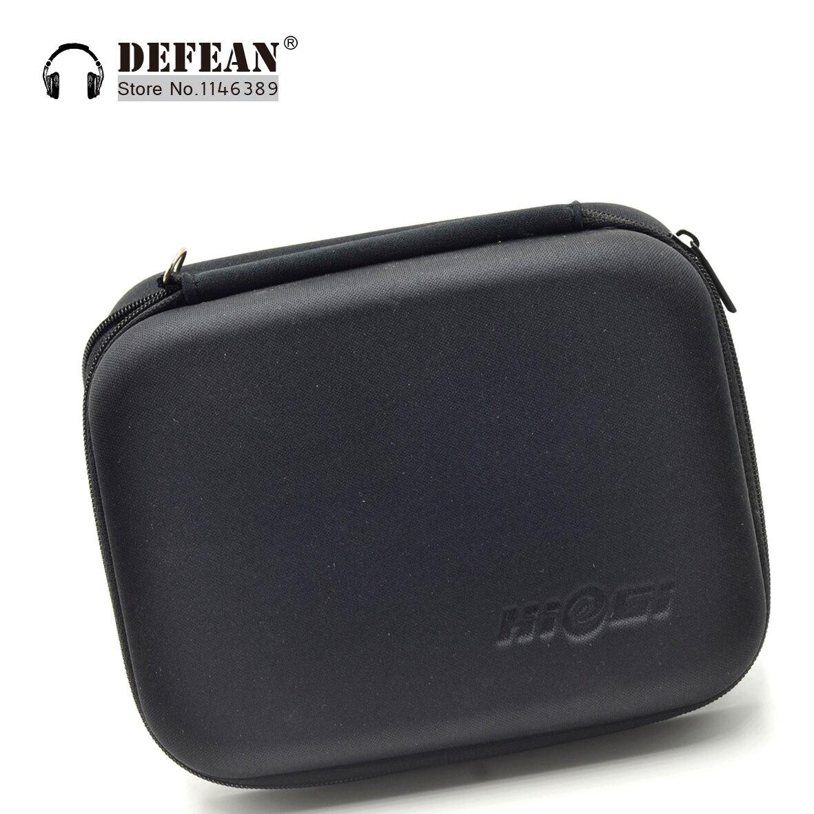 bilder für Schwarz hard case tasche für akg k414p k416p k24p k26p k412p k 414 416 headphonesfree verschiffen alistore