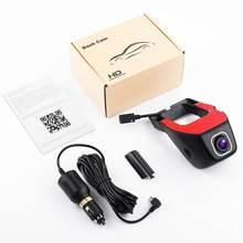 1 комплект hd 1080p мини регистратор для вождения wifi приложение