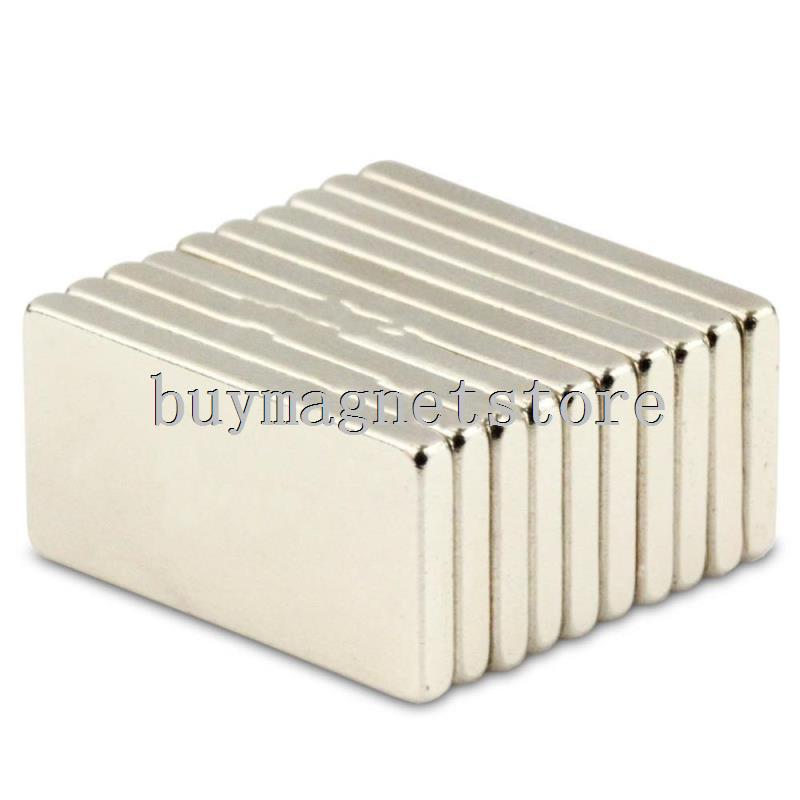 5pcs 20 mm x 10 mm x 2 mm N35 Strong Rare Earth Neodymium Block Cuboid Magnets ndfeb Neodymium magnets 20*10*2 40 20 n35 4pcs n35 ndfeb d40x20 mm strong magnet lodestone super permanent neodymium d40 20 mm d 40 mm x 20 mm magnets