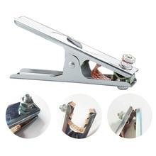 1 шт. 300 ампер сварочный зажим сварочный электрод держатель заземления кабельный зажим для сварочных зажимов сварочные инструменты