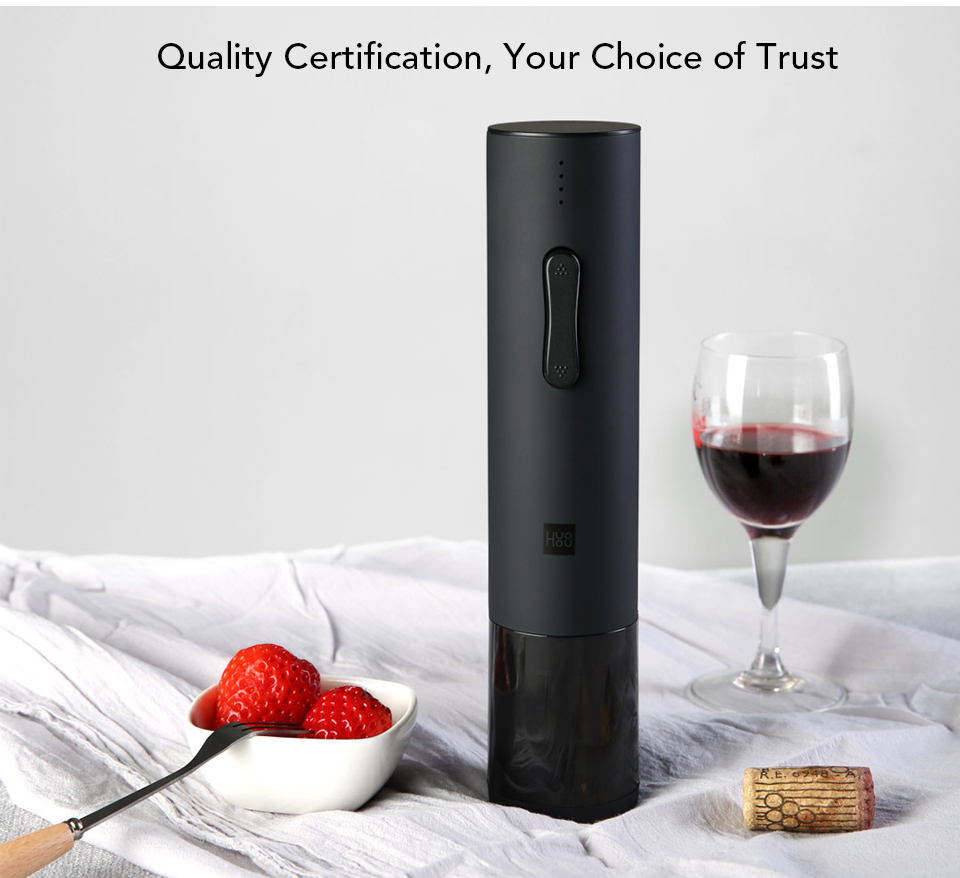 Xiaomi Wine Electric Bottle Smart Gadget 17