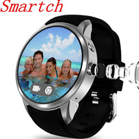 Smartch Top Sale X200 Smart Watch Android 5 1 MTK6580 Ram 1GB Rom 16GB AMOLED Watch
