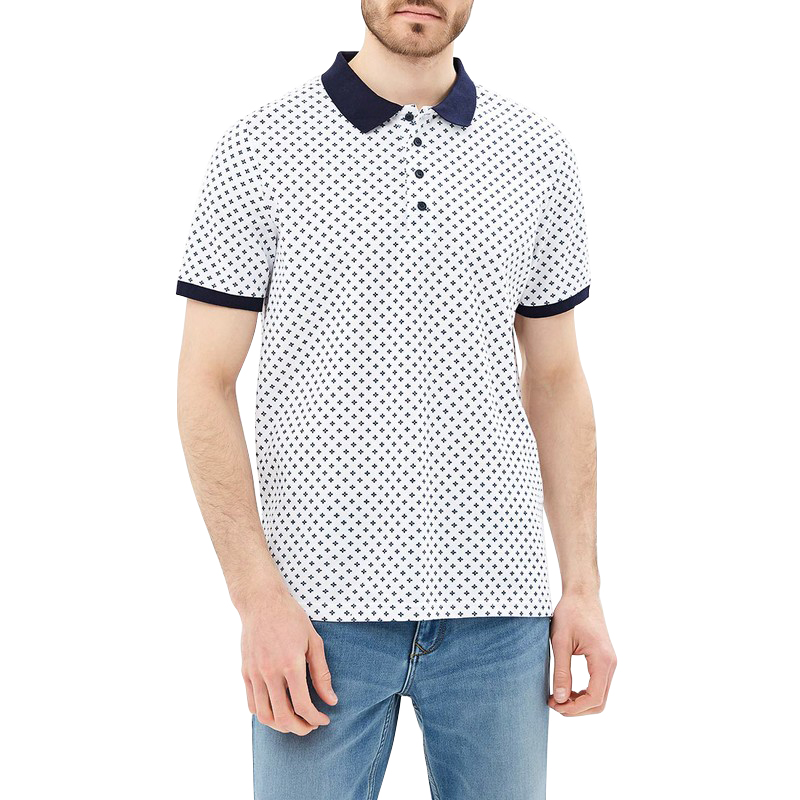 Polo Shirts MODIS M181M00224 man cotton t shirt for male TmallFS