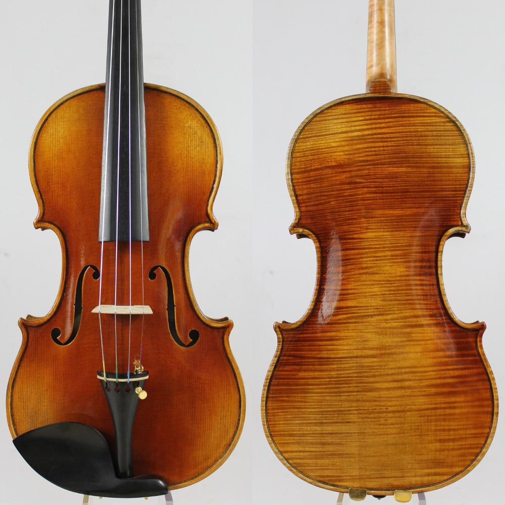 One Pc Back ! Master Violin violino ! Antonio Stradivari 1721