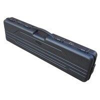132 см Тактический Водонепроницаемый большой Ёмкость коробка защитный чехол toolbox чемодан с пеной подкладка для охоты аксессуары
