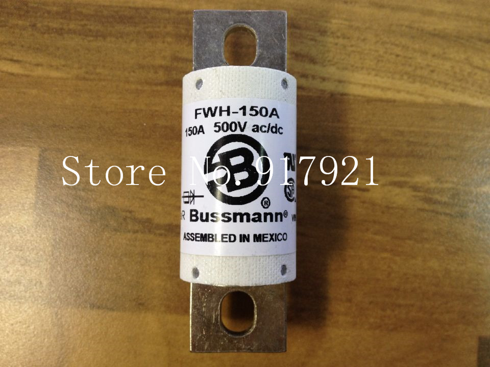 все цены на [ZOB] The United States Bussmann FWH-150A BUSS 500VAC/DC fuse fuse original  --2pcs/lot онлайн