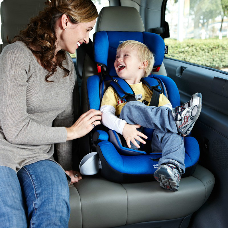 sPortable beautiful fashional car  safe chair  9 months -12 years baby use beautiful darkness