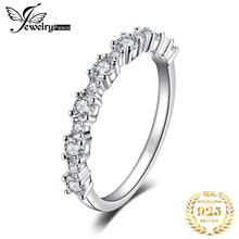 JewelryPalace 925 Sterling Silver Ring Wedding Band Engagement Ring Fashion Ring Fine Jewelry Women Jewelry On Sale New Arrival недорого