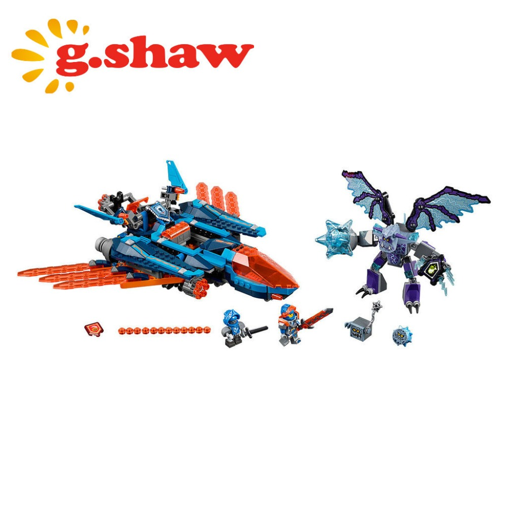 ФОТО g.shaw bricks toy DIY Building Blocks Compatible with Lego Clay's Falcon Fighter Blaster 70351
