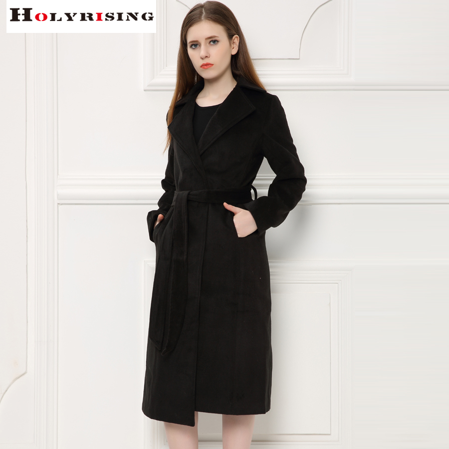 Online Get Cheap Black Wool Winter Coats Women -Aliexpress.com ...