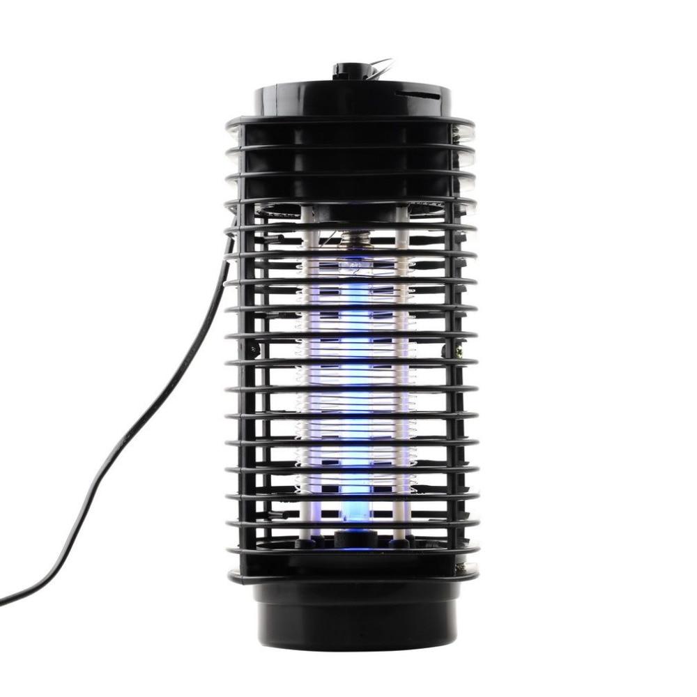 Électrique Insecte de Moustique Tueur Lampe Nuit Lumière Fly Bug Pratique Insectes Tueur Piège Lampe Anti Mosquito UE US Plug 110 V/220 V