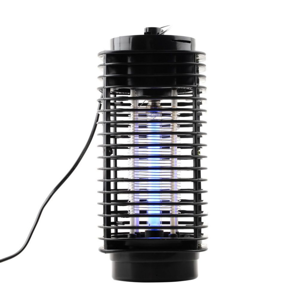 Electric Mosquito Insect Killer Lamp Night Light Fly Bug Practical Insect Killer Trap Lamp Anti Mosquito EU US Plug 110V/220V ledgle 3w mosquito repellent lamp effective physical insect killer mosquito trap and killer black