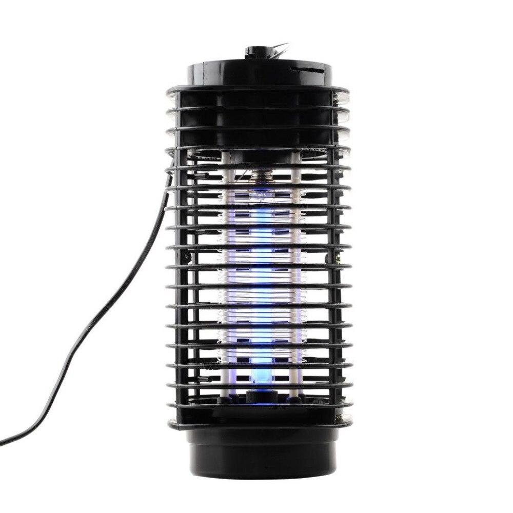 Mosquito eléctrico insecto asesino lámpara luz de la noche bichos práctica insecto asesino trampa lámpara Anti Mosquito de la UE nos enchufe de 110 V/220 V