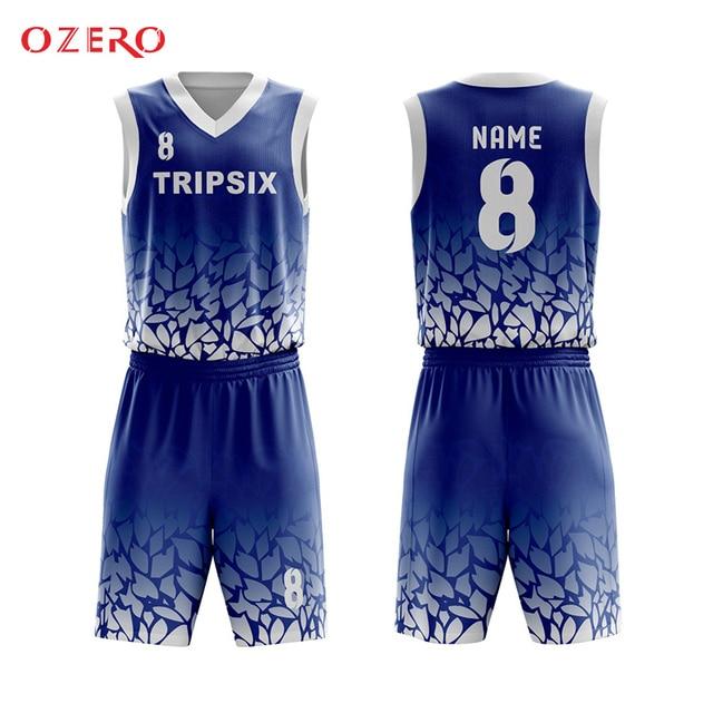 663287eea77 simple design basketball jersey sky blue basketball jersey-in ...