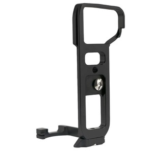 Image 4 - Quick Release L Plate Bracket Holder Hand Grip for Sony Alpha A9 / A7 III / A7R III A7M3 A7RM3 Camera for Arca Swiss Tripod Head