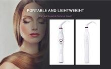 KM-1025 Профессиональный мини Керамический выпрямитель для волос, волосы, aliborl волосы, isee пучки волос плоское железо электронный керамический ...