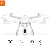 Xiaomi Mi Drone 4 К английский приложение WI FI FPV 4 К Камера Мультикоптер Дрон 3 оси GimbalHelicopter HD видео запись дистанционного управления