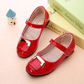Children Shoes Girls Shoes 2017 Spring Brand Fashion Designer Princess Girls Sandals Flats Kids Shoes For Girl Leather Shoes