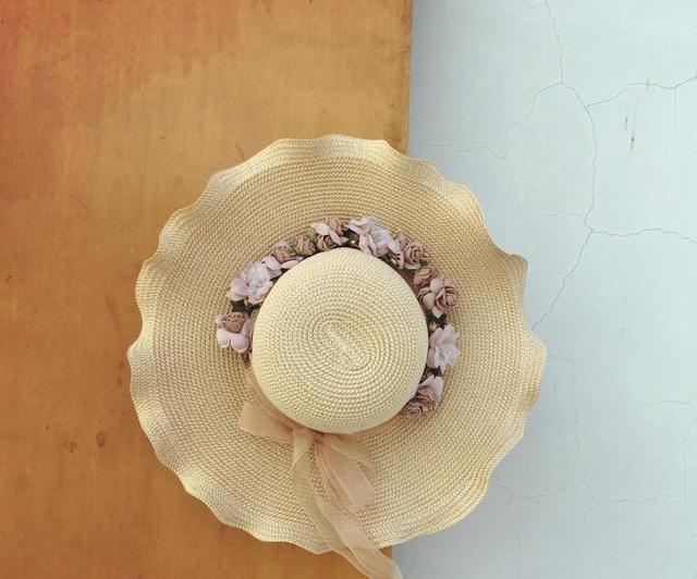Ladies Summer Boho Hat