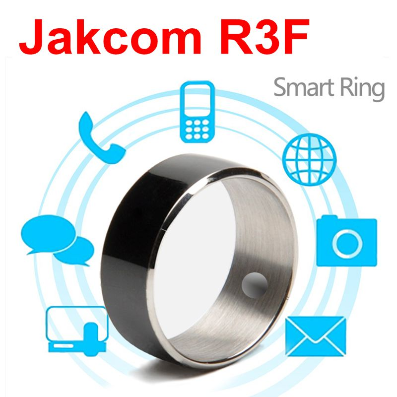 Original Smart Ring Wear Jakcom R3F Smart Ring For High Speed NFC Electronics Phone Enabled Wearable Technology Magic Ring R3F