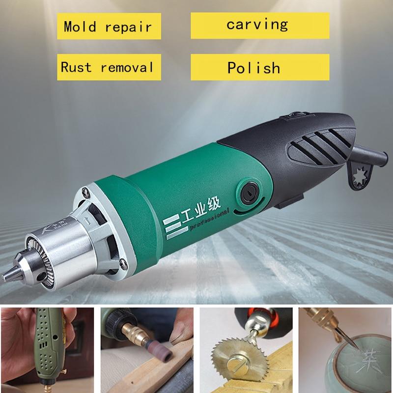Set papier de verre Mini meuleuse affûtage graveur outils Machines outil rotatif 12 V affûtage couteaux Dremel accessoires